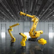 Welcome, Fanuc!