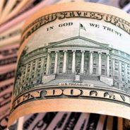 Die Fed hat Geld gespritzt