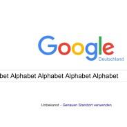 Depotvorschlag: Google/Alphabet